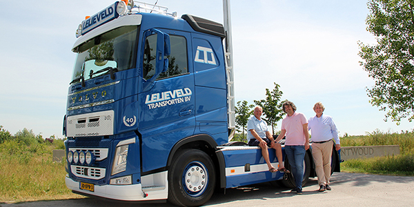 Decades-long partnership with Lelieveld.